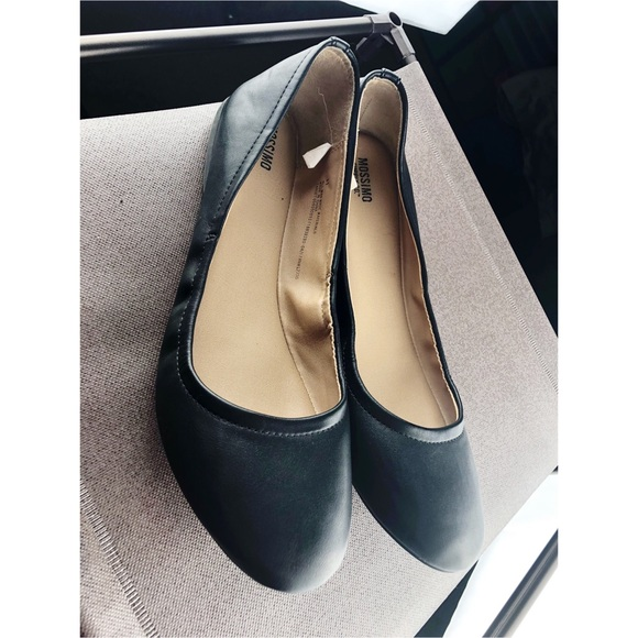 Mossimo Supply Co. Shoes - Mossimo black ballet flats 11